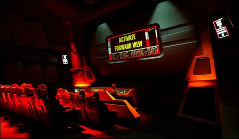 Photo Credit: Paramount Pictures — The Borg Invasion 4D theatre, Star Trek: The Experience, Las Vegas Hilton, 3000 Paradise Road, Las Vegas, Nevada