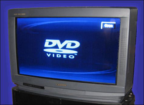 Photo Credit: David July — My new television, a 16:9 Panasonic TC-28WG25H GAOO Wide DDD, Tallahassee, Florida, 18 June 2009