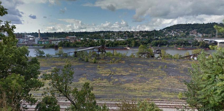 Google Street View of Glassport-Elizabeth Road