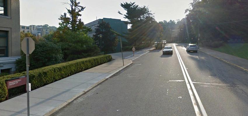 Google Street View of Margaret Morrison Street