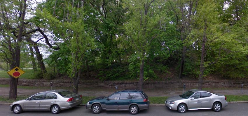 Google Street View of Schenley Drive