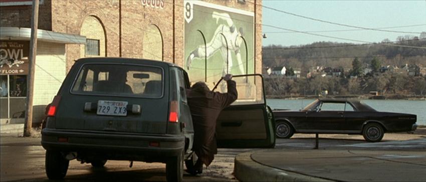 Wonder Boys Kravnik's Scene