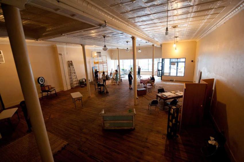 Schwartz Living Market Remodeled Interior